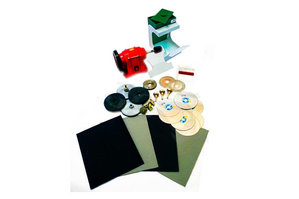 FANCY MACHINES - gem cutting devices, gem cutting product